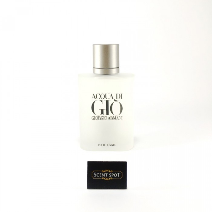 Acqua di Gio by Giorgio Armani (Tester) 100ml Eau De Toilette Spray (Men)