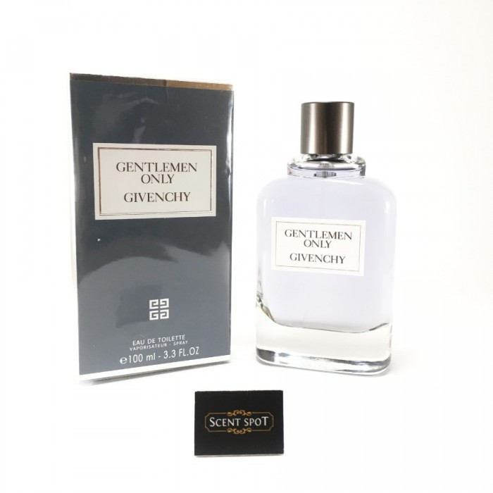 Gentlemen Only by Givenchy (New in Box) 100ml Eau De Toilette Spray (Men)
