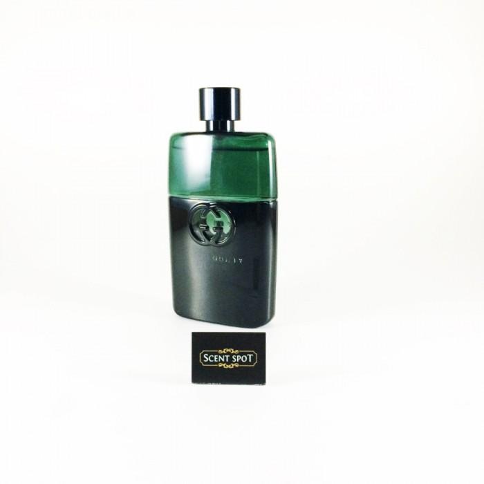 Guilty Black Pour Homme by Gucci (Tester) 90ml Eau De Toilette Spray (Men)