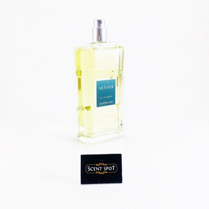 Vetiver by Guerlain (Tester) 100ml Eau De Toilette Spray (Men)