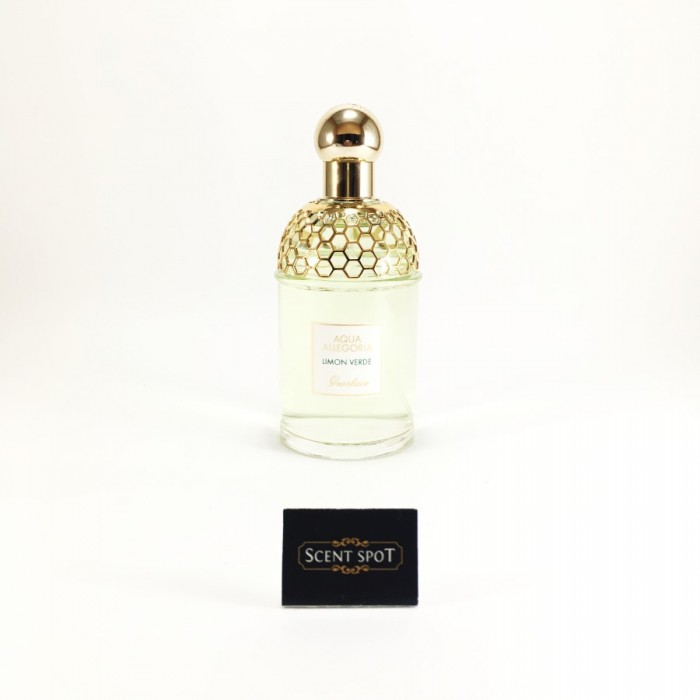 Aqua Allegoria Limon Verde by Guerlain (Tester) 125ml Eau De Toilette Spray (Women)