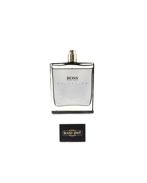 Boss Selection by Hugo Boss (Tester) 90ml Eau De Toilette Spray (Men)