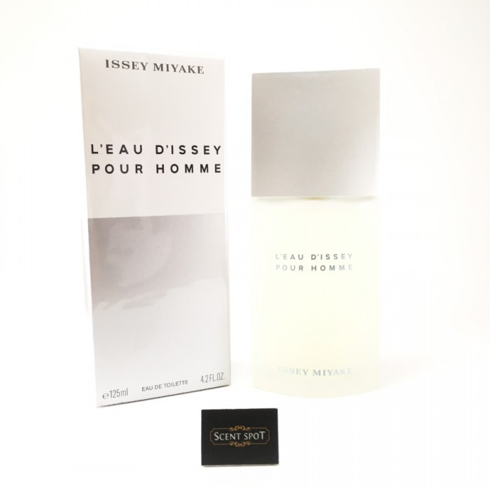 L'eau D'issey by Issey Miyake (New in Box) 125ml Eau De Toilette Spray (Men)