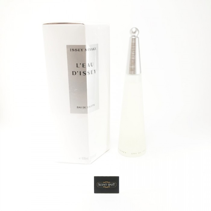 L'eau D'issey by Issey Miyake (New in Box) 100ml Eau De Toilette Spray (Women)