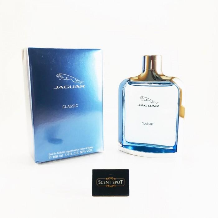 Classic by Jaguar (New in Box) 100ml Eau De Toilette Spray (Men)