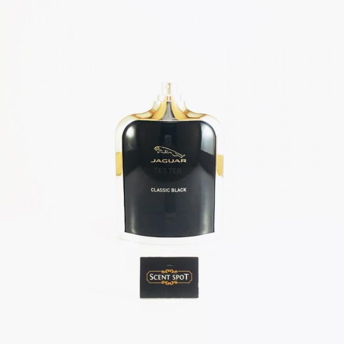 Classic Black by Jaguar (Tester) 100ml Eau De Toilette Spray (Men)