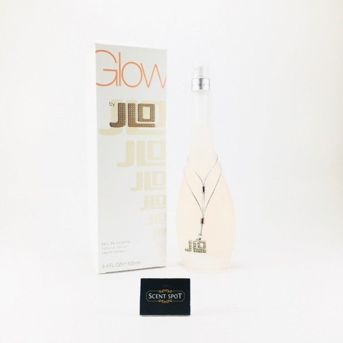 Glow by Jennifer Lopez (New in Box) 100ml Eau De Toilette Spray (Women)