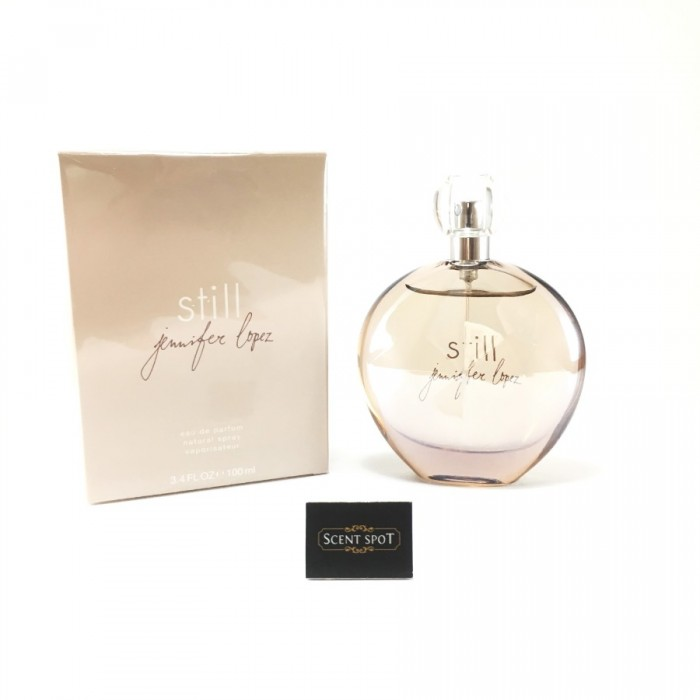 Still by Jennifer Lopez (New in Box) 100ml Eau De Parfum Spray (Women)