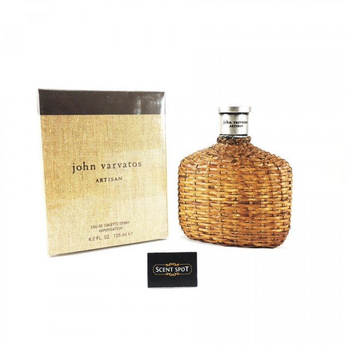 Artisan by John Varvatos (New in Box) 125ml Eau De Toilette Spray (Men)