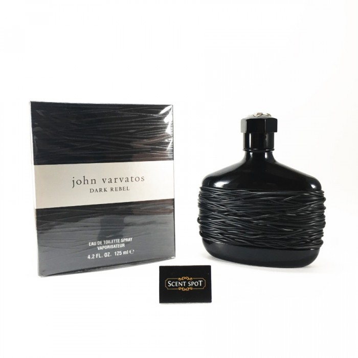 Dark Rebel by John Varvatos (New in Box) 125ml Eau De Toilette Spray (Men)