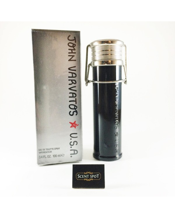 Star USA by John Varvatos (New in Box) 100ml Eau De Toilette Spray (Men)