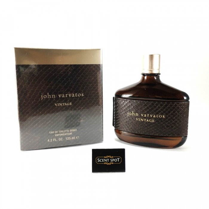Vintage by John Varvatos (New in Box) 125ml Eau De Toilette Spray (Men)