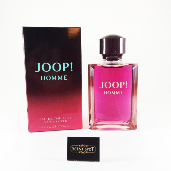 Homme by Joop! (New in Box) 125ml Eau De Toilette Spray (Men)
