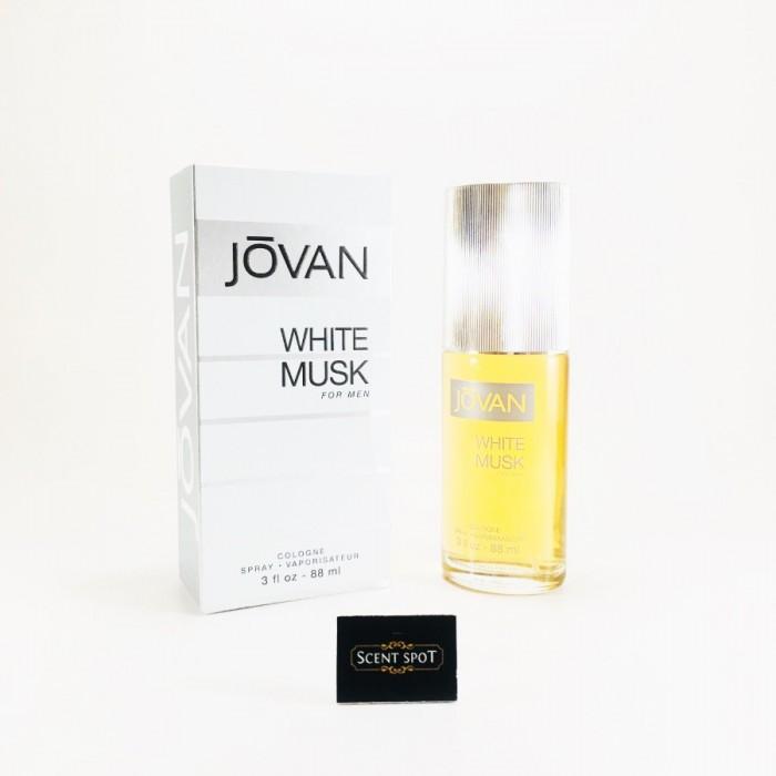 White Musk by Jovan (New in Box) 90ml Eau De Cologne Spray (Men)