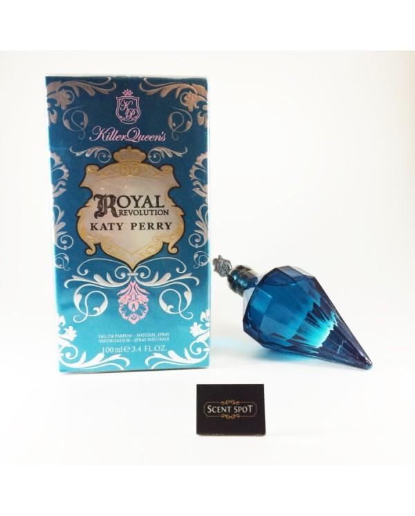 Royal Revolution by Katy Perry (New in Box) 100ml Eau De Parfum Spray (Women)