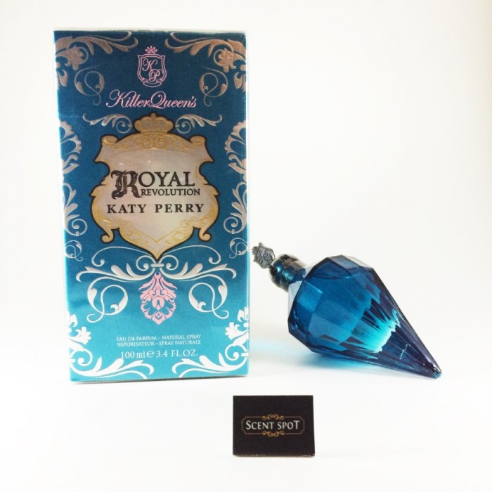 Royal Revolution by Katy Perry (New in Box) 100ml Eau De Parfum Spray (Women)