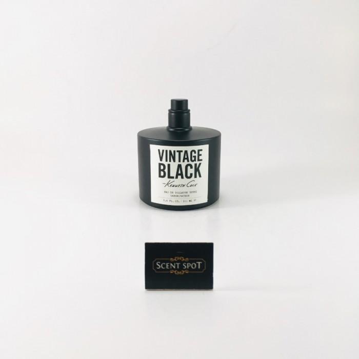 Kenneth Cole Vintage Black by Kenneth Cole (Tester) 100ml Eau De Toilette Spray (Men)