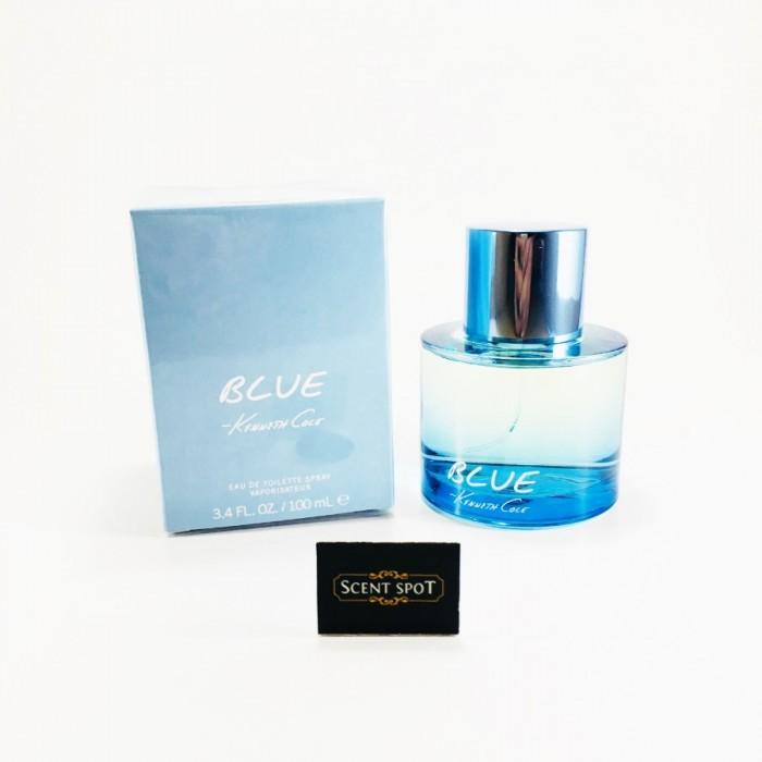 Blue by Kenneth Cole (New in Box) 100ml Eau De Toilette Spray (Men)