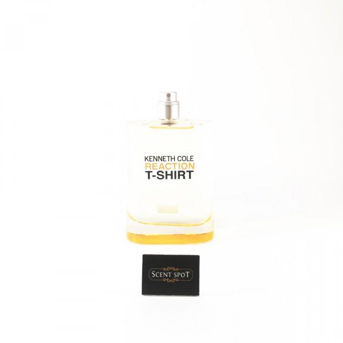 Reaction T-Shirt by Kenneth Cole (Tester) 100ml Eau De Toilette Spray (Men)