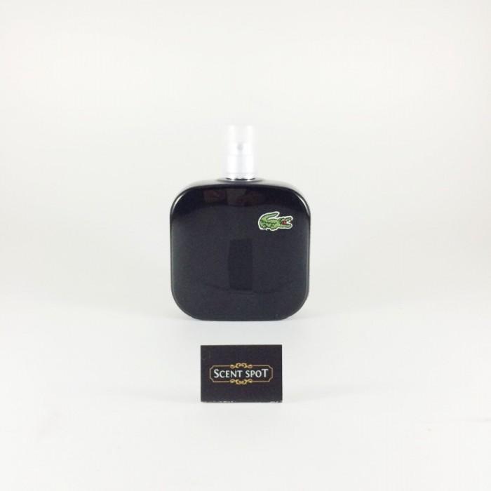 Eau De Lacoste L.12.12 Noir by Lacoste (Tester) 100ml Eau De Toilette Spray (Men)
