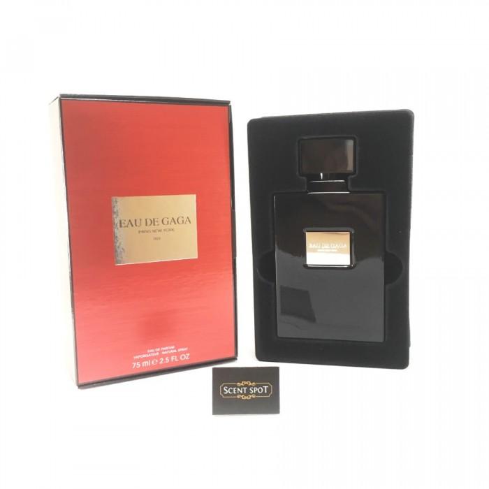 Eau De Gaga by Lady Gaga (New in Box) 75ml Eau De Parfum Spray (Women)