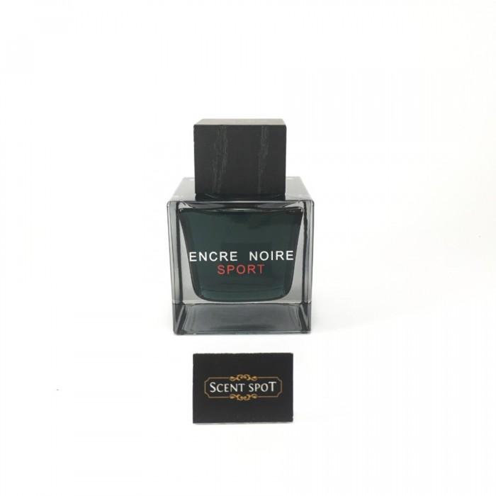 Encre Noire Sport by Lalique (Tester) 100ml Eau De Toilette Spray (Men)