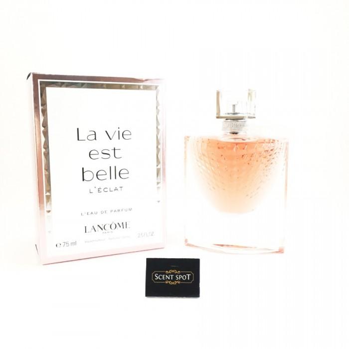 La Vie Est Belle L'Eclat by Lancome (New in Box) 75ml Eau De Parfum Spray (Women)