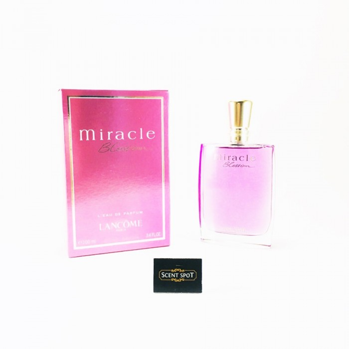 Miracle Blossom by Lancome (New in Box) 100ml Eau De Parfum Spray (Women)