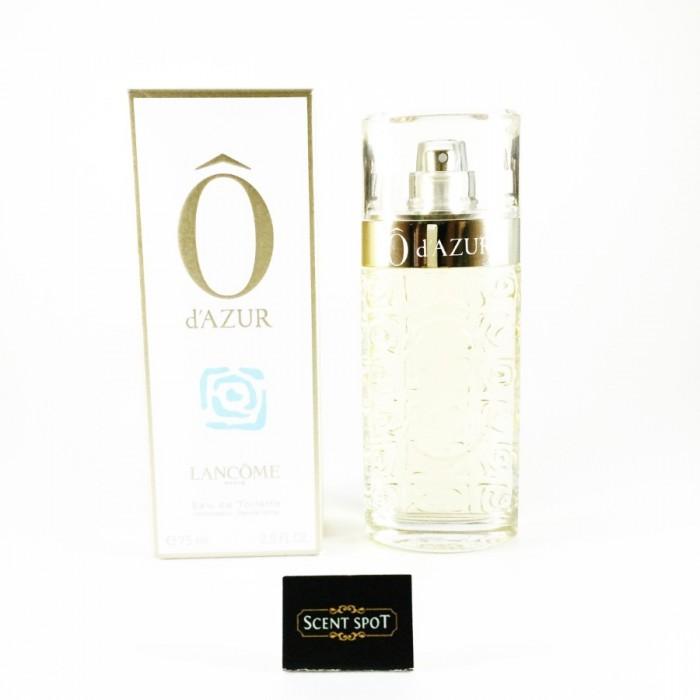 O d`Azur by Lancome (New in Box) 75ml Eau De Toilette Spray (Women)