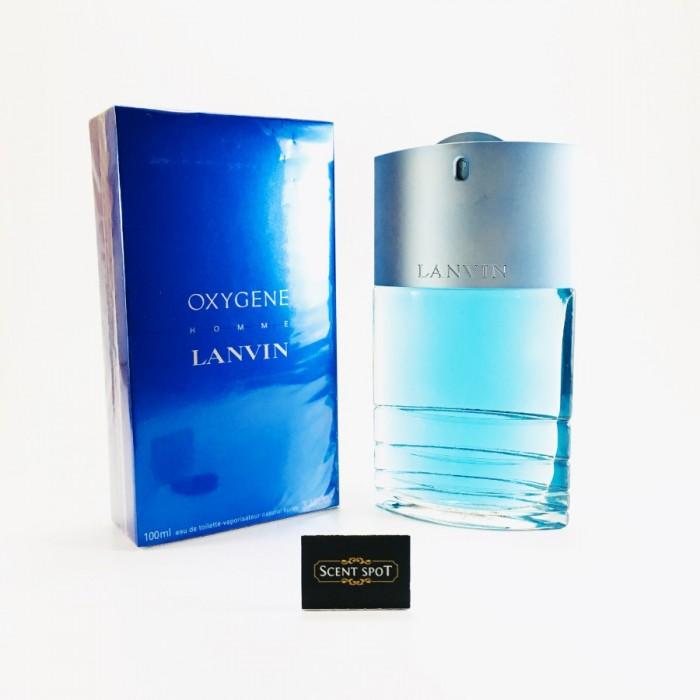 Oxygene by Lanvin (New in Box) 100ml Eau De Toilette Spray (Men)