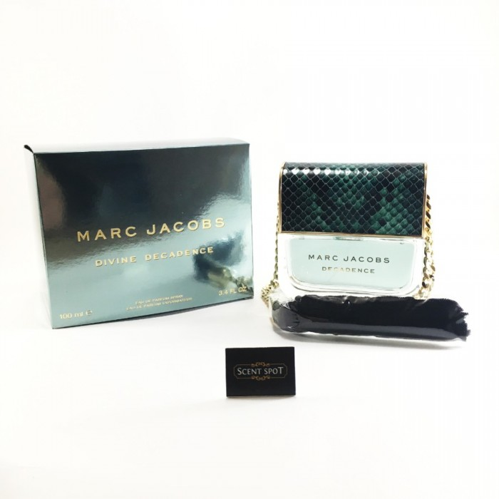 Divine Decadence by Marc Jacobs (New in Box) 100ml Eau De Parfum Spray (Women)