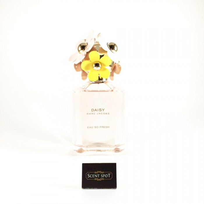 Daisy Eau So Fresh by Marc Jacobs (Tester) 125ml Eau De Toilette Spray (Women)