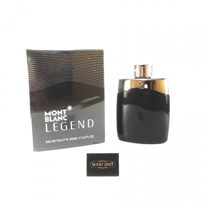 Legend by Mont Blanc (New in Box) 100ml Eau De Toilette Spray (Men)