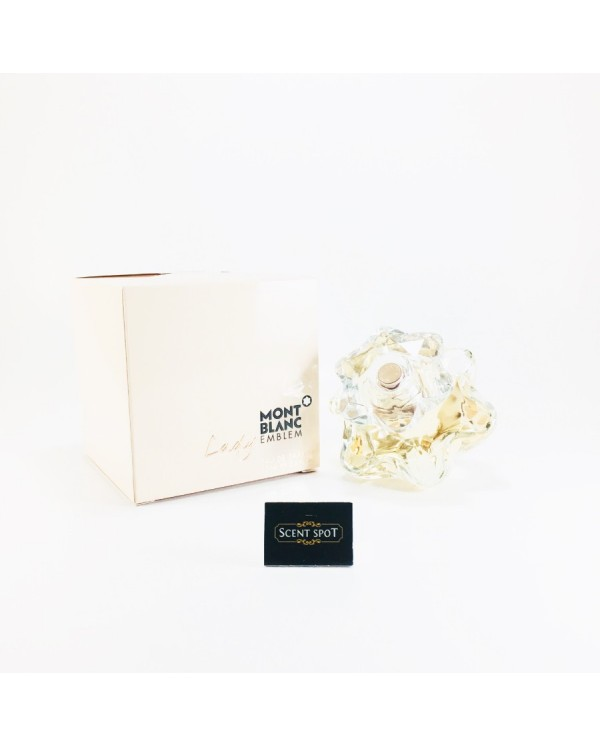 Lady Emblem by Mont Blanc (New in Box) 75ml Eau De Parfum Spray (Women)