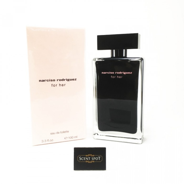 Narciso Rodriguez by Narciso Rodriguez (New in Box) 100ml Eau De Toilette Spray (Women)