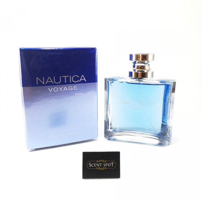Nautica Voyage by Nautica (New in Box) 100ml Eau De Toilette Spray (Men)