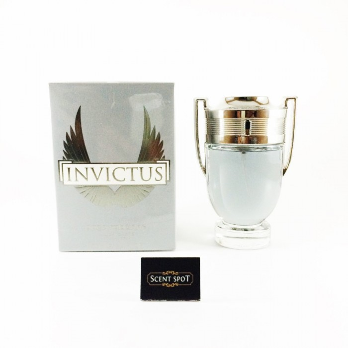 Invictus by Paco Rabanne (New in Box) 100ml Eau De Toilette Spray (Men)