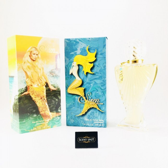 Siren by Paris Hilton (New in Box) 100ml Eau De Parfum Spray (Women)