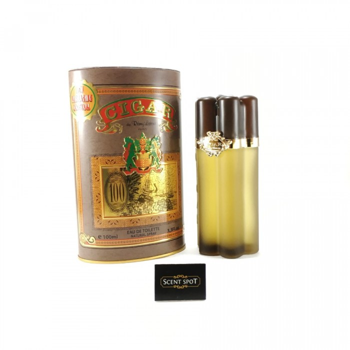 Cigar by Remy Latour (New in Box) 100ml Eau De Toilette Spray (Men)