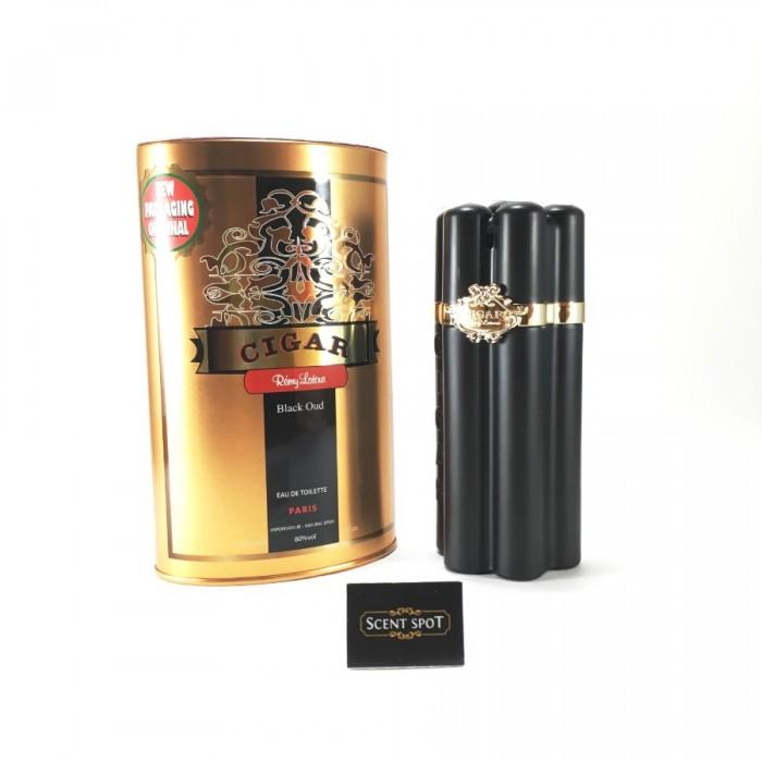 Cigar Black Oud by Remy Latour (New in Box) 100ml Eau De Toilette Spray (Men)