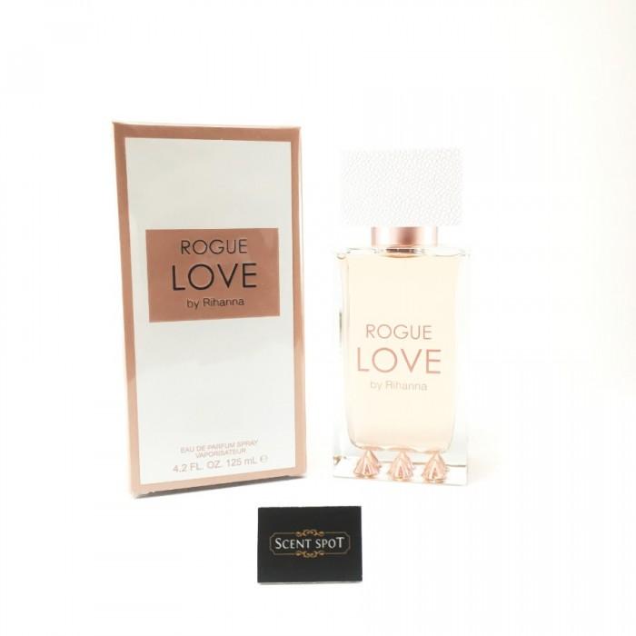Rogue Love by Rihanna (New in Box) 125ml Eau De Parfum Spray (Women)
