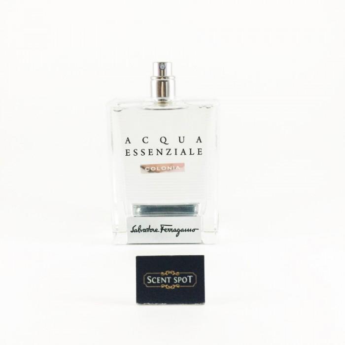 Acqua Essenziale Colonia by Salvatore Ferragamo (Tester) 100ml Eau De Toilette Spray (Men)