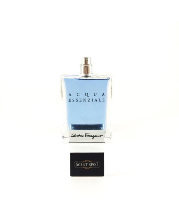 Acqua Essenziale by Salvatore Ferragamo (Tester) 100ml Eau De Toilette Spray (Men)
