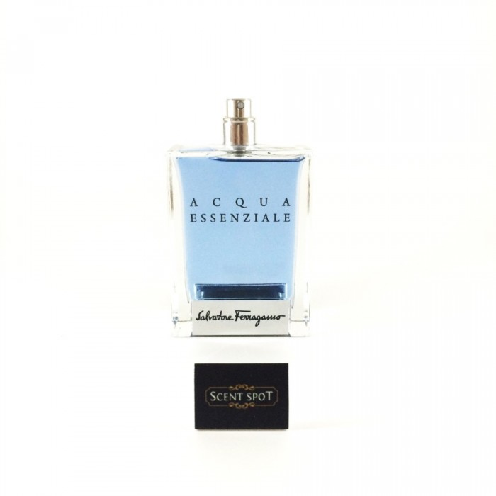 Acqua Essenziale by Salvatore Ferragamo (Tester) 100ml Eau De Toilette Spray (Men)