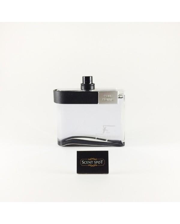 F by Ferragamo Black by Salvatore Ferragamo (Tester) 100ml Eau De Toilette Spray (Men)