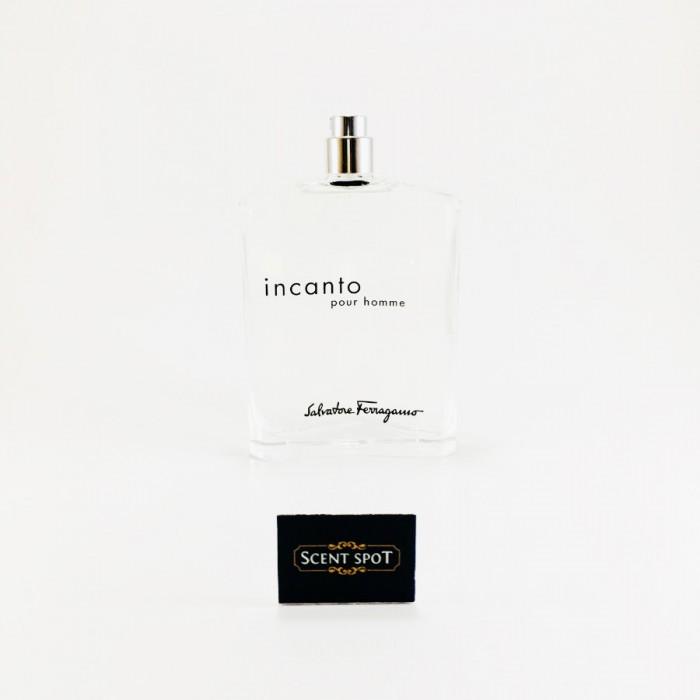 Incanto by Salvatore Ferragamo (Tester) 100ml Eau De Toilette Spray (Men)