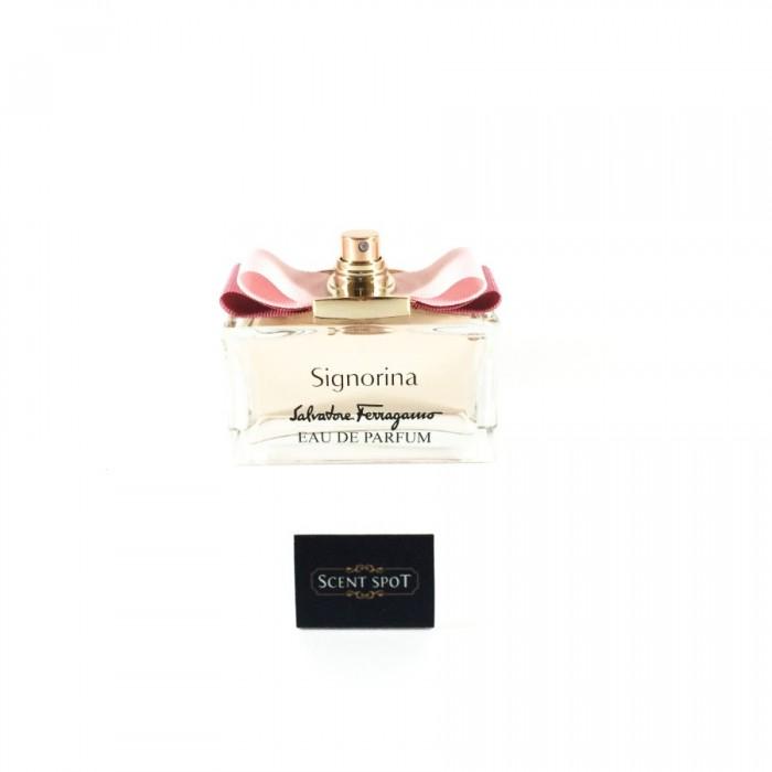 Signorina by Salvatore Ferragamo (Tester) 100ml Eau De Parfum Spray (Women)