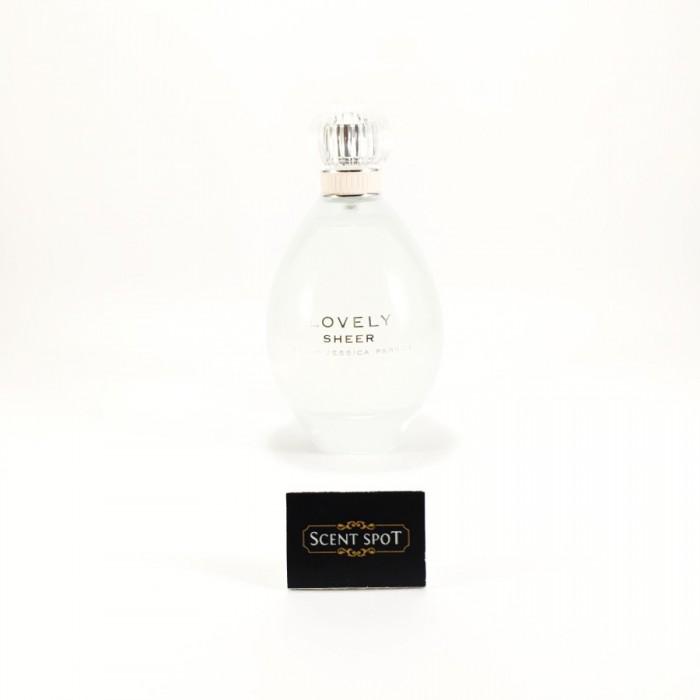 Lovely Sheer by Sarah Jessica Parker (Tester) 100ml Eau De Parfum Spray (Women)