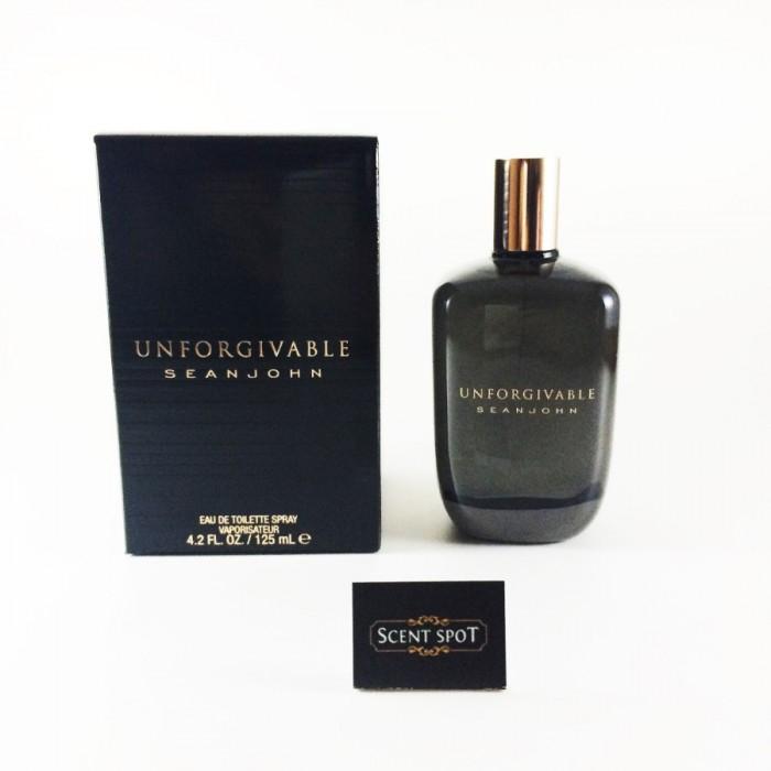Unforgivable by Sean John (New in Box) 125ml Eau De Toilette Spray (Men)