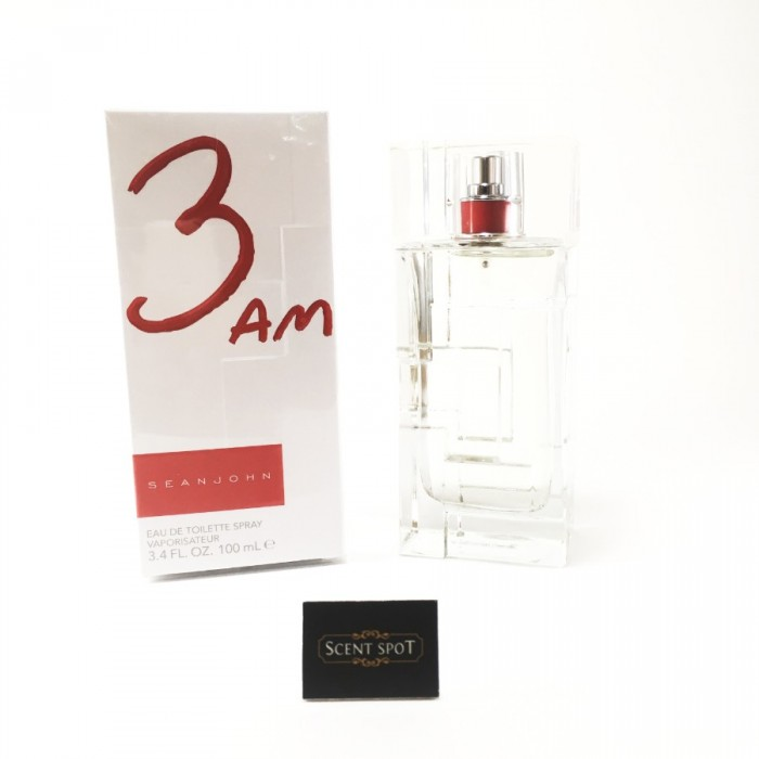 3am by Sean John (New in Box) 100ml Eau De Toilette Spray (Men)